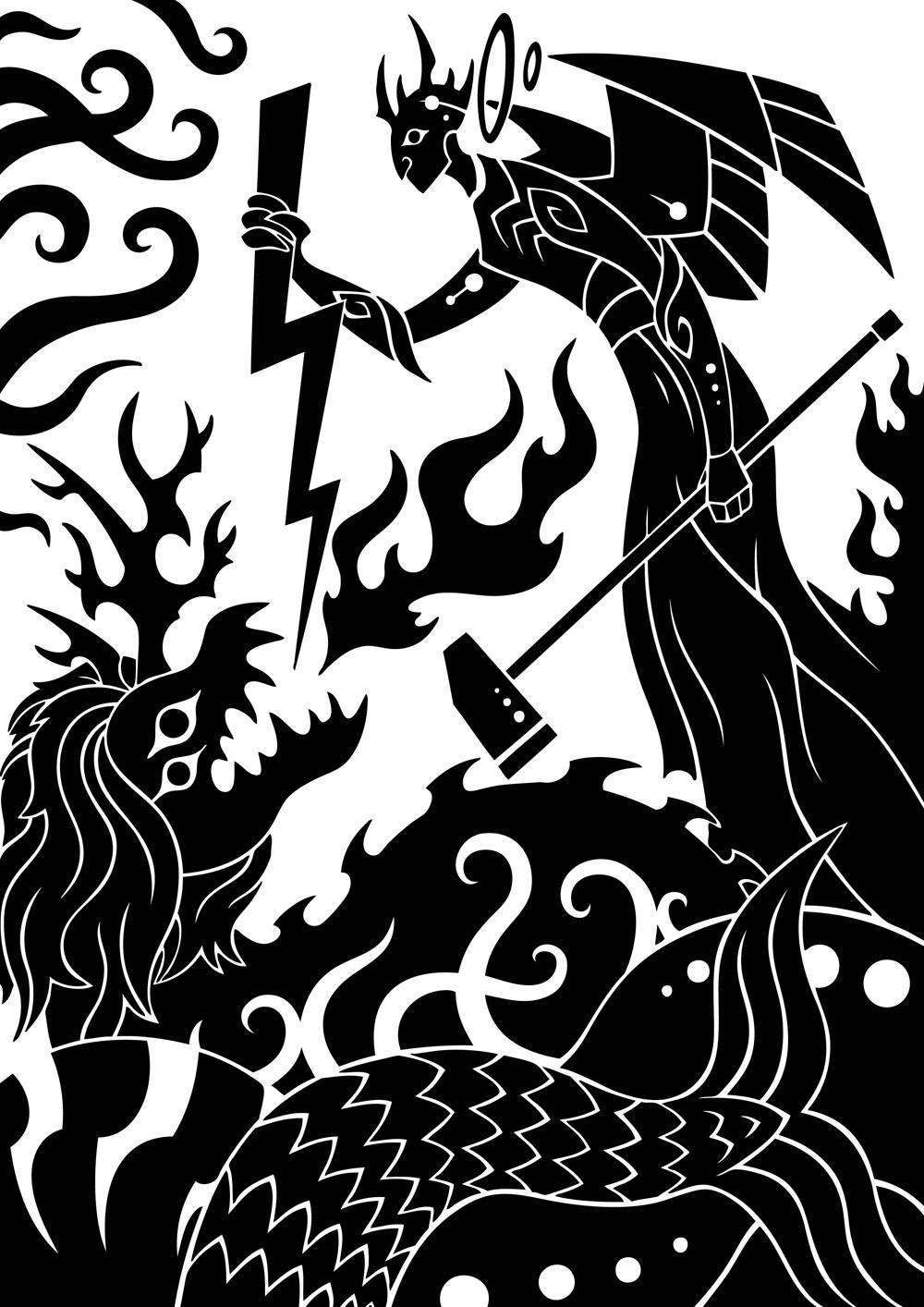 金属与血肉之战 02