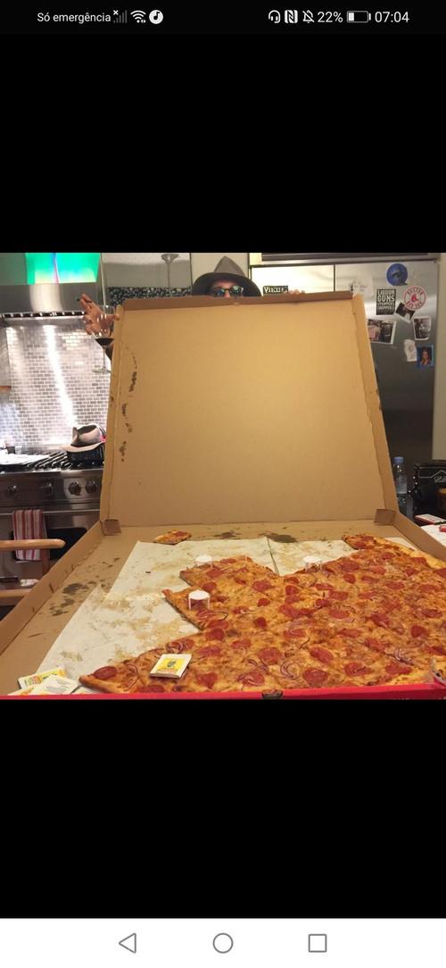 太可爱的披萨小哥了😁 图源微...