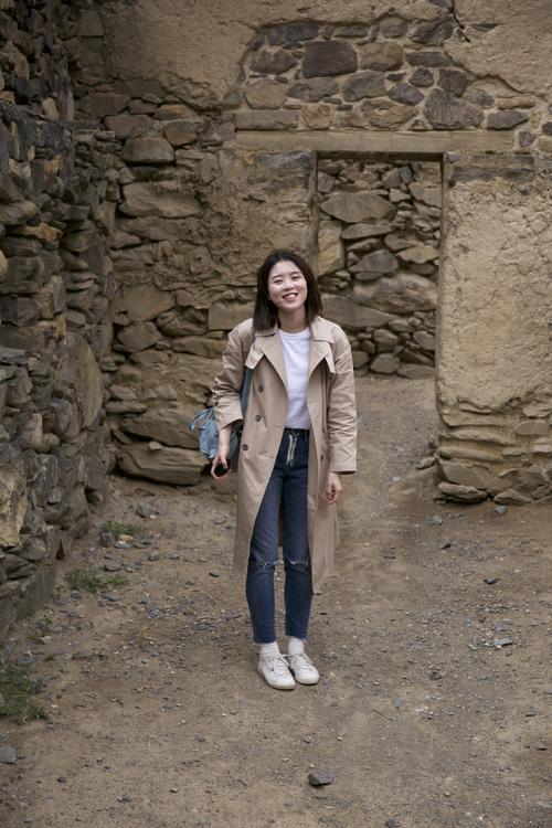 my trench coat...