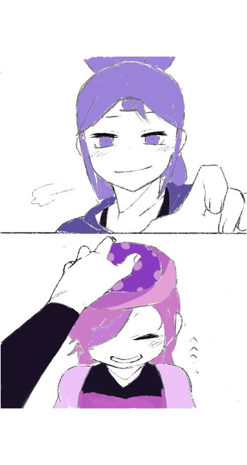 没有摸得模板。 细紫真香!!!