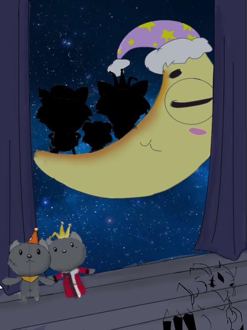山海星辰都想与你们一起去看看